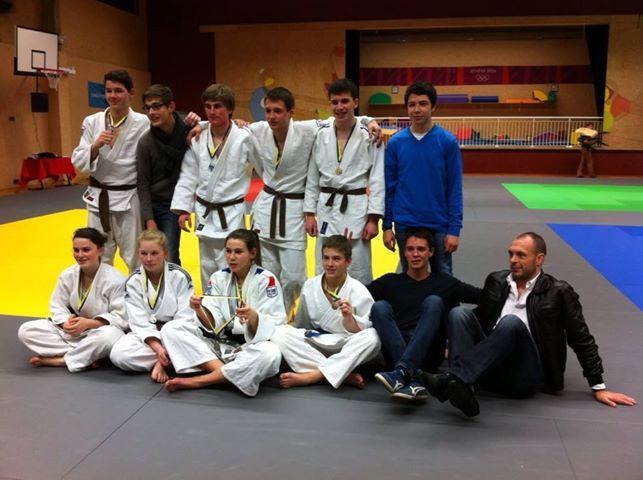 club judo chateau gontier